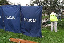 Zwłoki przed szpitalem MSWiA w Lublinie leżały od miesięcy