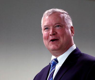 Specjalny wysłannik prezydenta ds. Korei Północnej Stephen Biegun