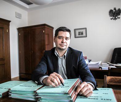 Michał Królikowski pracował w resorcie sprawiedliwości za kadencji Jarosława Gowina