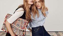 Aneta Pająk w kampanii H&M
