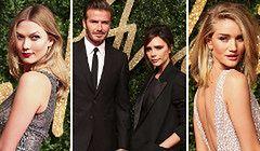 Najlepsze stylizacje na British Fashion Awards 2015