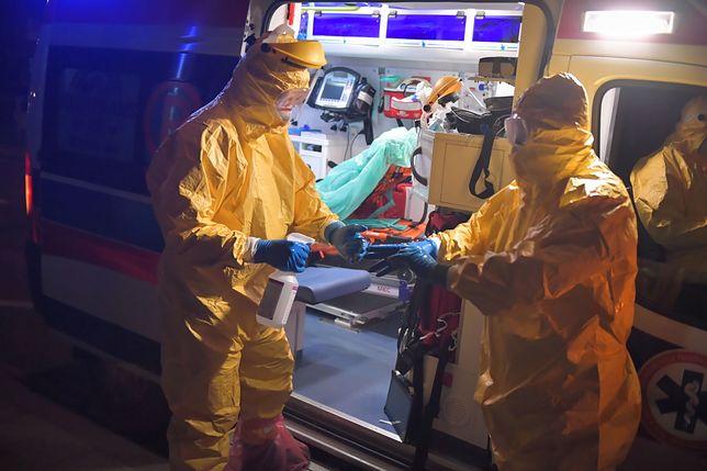 Koronawirus w Polsce. Ministerstwo Zdrowia poinformowało o nowych przypadkach i zgonach.