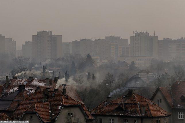 Smog w Rybniku. Na początku 2017 r. norma szkodliwych pyłów w powietrzu przekroczyła 3126 proc.