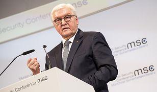 Prezydent RFN Frank Walter-Steinmeier (zdj. arch.)
