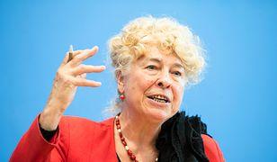 Koronawirus. Niemcy. Gesine Schwan obawia się manipulacji podczas wyborów prezydenckich w Polsce