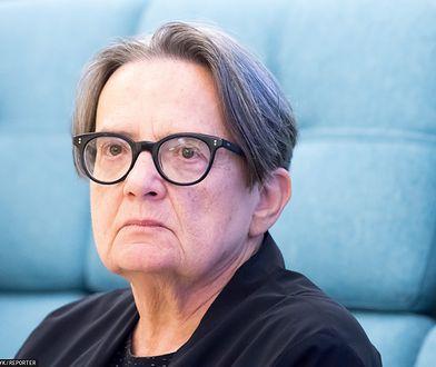 Agnieszka Holland (zdj. arch.)