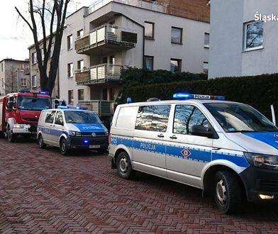 Bielsko-Biała. Policja poinformowała o poniedziałkowej akcji w centrum miasta