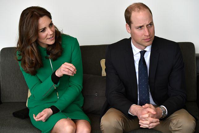 Książę William i księżna Kate