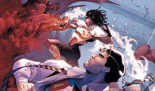 Superman Action Comics. Tom 3. Polowanie na Lewiatana