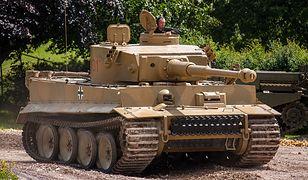 Czołg PzKpfw VI Tiger