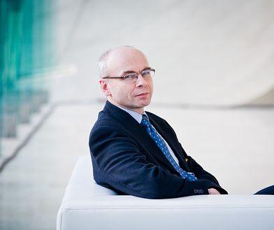 Prof. Dariusz Stola, dyrektor muzeum Polin