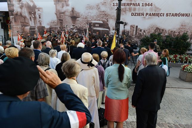 Uczestnicy Powstania Warszawskiego