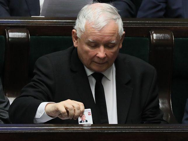 """""""Taśmy Kaczyńskiego"""" zostały ujawnione przez """"Gazetę Wyborczą"""" pod koniec stycznia"""
