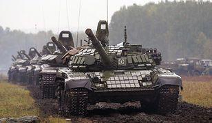 Rosjanie informują o alarmie w koszarach 1 Armii Pancernej koło Moskwy i wymarszu na zachód.