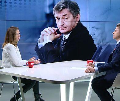 """""""Tłit"""". Marek Kuchciński lata z rodziną. Joanna Mucha komentuje"""