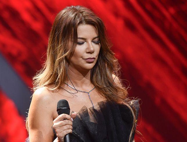 Edyta Górniak wystąpiła niedawno na festiwalu w Opolu