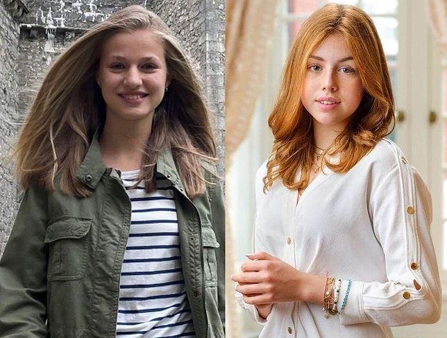 Księżniczka Leonora i księżniczka Alexia w prestiżowej brytyjskiej szkole