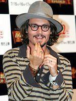 Johnny Depp chciał zjeść kapelusz