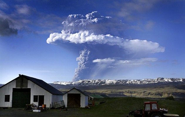 Czy wulkan sparaliżuje Europę?