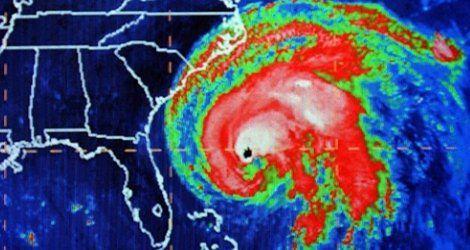 Nadszedł czas wielkich huraganów