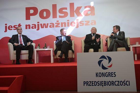 """""""Kaczyński nie może liczyć na poparcie przedsiębiorców"""""""