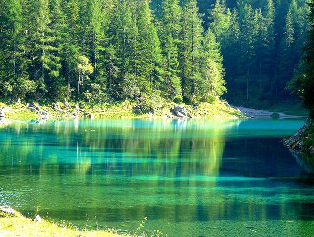 Gruener See, Styria, Austria