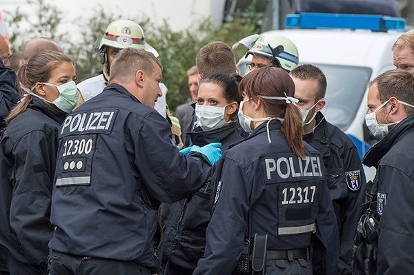 Podejrzenie wirusa Ebola w Berlinie. 30-letnia kobieta zasłabła w urzędzie pracy