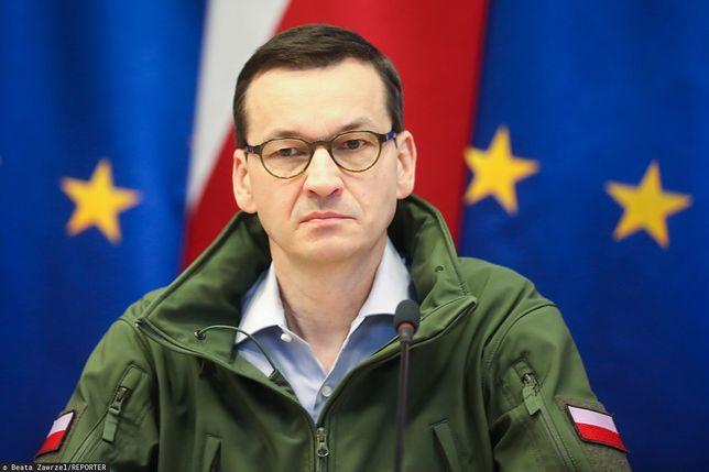 """Morawiecki radzi Brukseli ws. szczepionek. """"UE powinna się skupić na dwóch działaniach"""""""