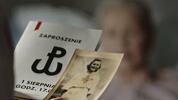 """Niezwykłe spoty Muzeum Powstania Warszawskiego. """"Łzy kapały mi na buty"""""""