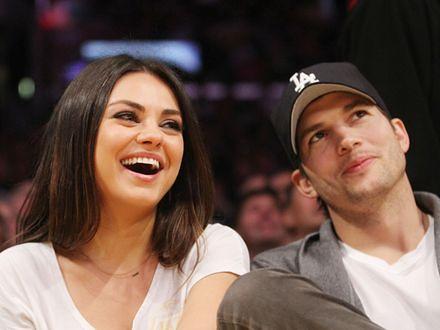 Mila Kunis i Ashton Kutcher razem też na ekranie