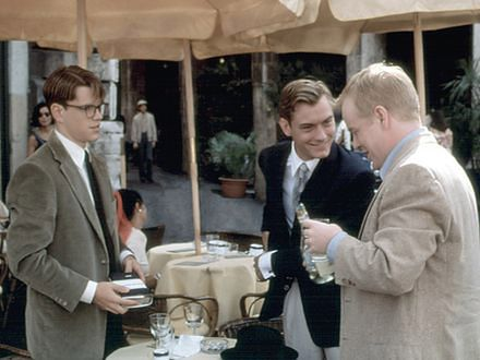 Matt Damon opłakuje Philipa Seymoura Hoffmana