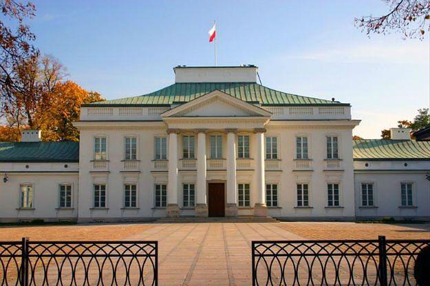 Tajemniczy dron nad Belwederem. BOR zatrzymał obywatela Łotwy