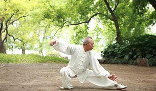 Kung fu to sztuki walki wywodzące się z Chin.