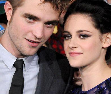 Kristen Stewart i Robert Pattinson byli parą kilka lat