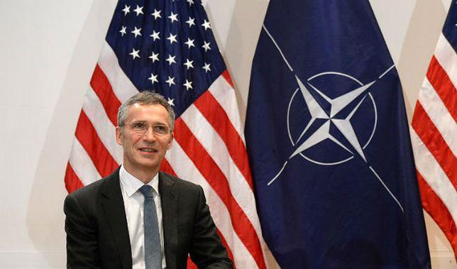 Szef NATO: eskalacja walk na wschodzie Ukrainy jest sprzeczna z duchem porozumienia