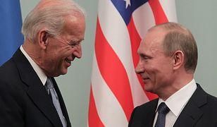Spotkanie Biden-Putin. Kreml zdradza szczegóły