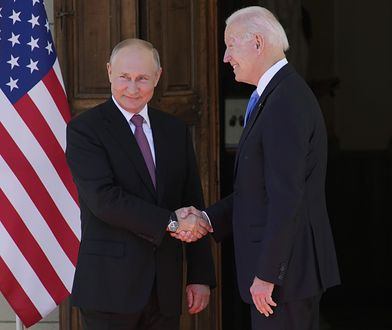"""Spotkanie Biden-Putin. Media: Prezydent USA niepotrzebnie dał """"kredyt zaufania"""""""