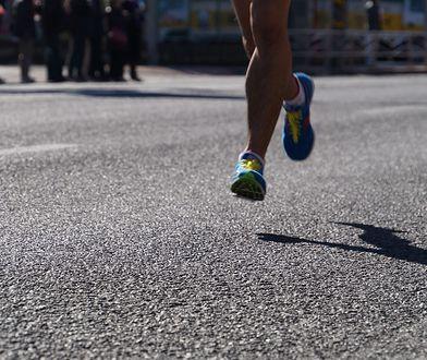 Katowice. Biegli, biegli, biegli…i nagle koniec. Maraton został przerwany