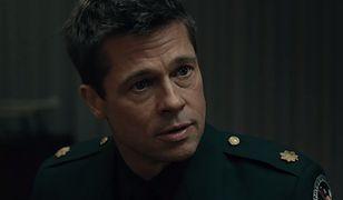 """""""Ad Astra"""" to film SF z 2019 roku z Bradem Pittem w roli głównej"""