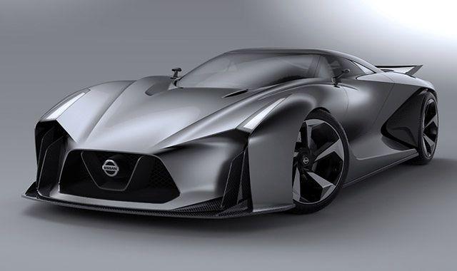 Nissan Concept 2020 Vision Gran Turismo dla graczy