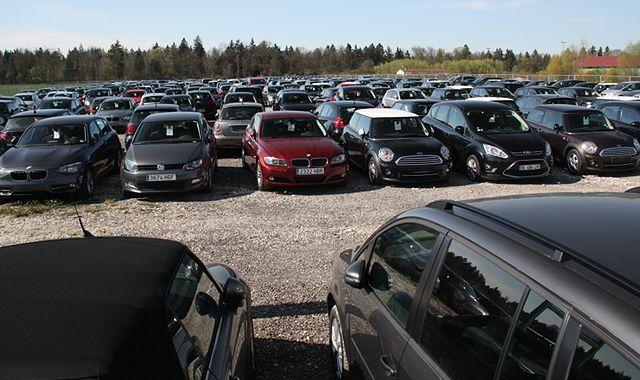 Samochód z Niemiec - opłaty i formalności