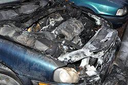 Jacek T. znów podpalił samochód; jest aresztowany