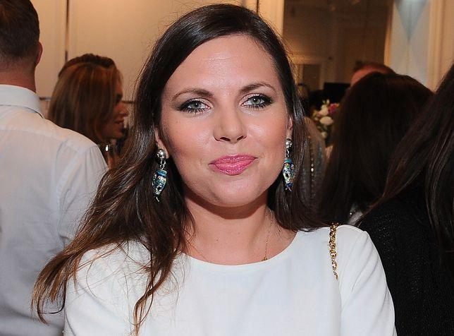 Aleksandra Kwaśniewska ma 38 lat