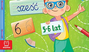 Przedszkolak zaczyna liczyć 5-6 lat