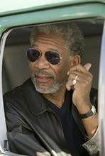 """Morgan Freeman z """"Dziadkiem do orzechów"""""""