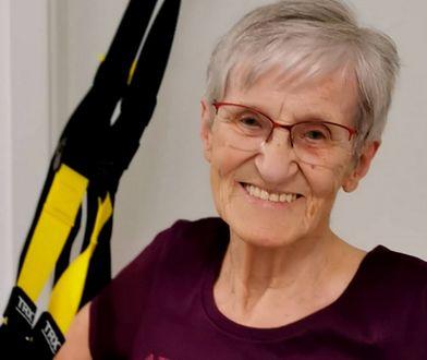 Erika Rischko ma 81 lat i jest królową fitnessu. 20-latki zazdroszczą jej formy