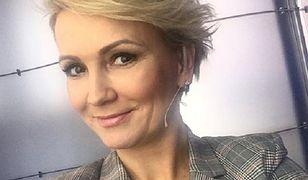 Marta Kuligowska w bluzie od dresu. Modowa wpadka?