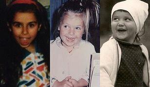 Gwiazdy w dzieciństwie. Jak wyglądały jako małe dzieci?
