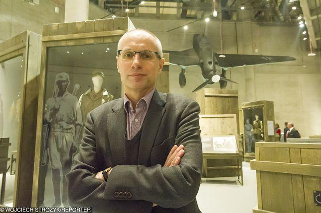Paweł Machcewicz bronił swojej koncepcji wystawy w muzeum