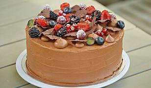 """Brunet wieczorową porą - tort czekoladowy z """"Bake Off - Ale Ciacho"""""""